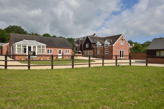 Thumbnail Detached house for sale in Park View, Alfreton Road, Little Eaton, Derby