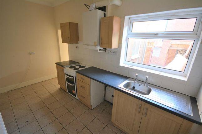 Kitchen of Lime Terrace, Eldon Lane, Bishop Auckland DL14