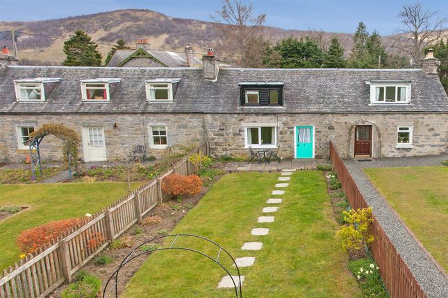 Thumbnail Cottage for sale in Ballintoul, Bridge Of Tilt, Pitlochry