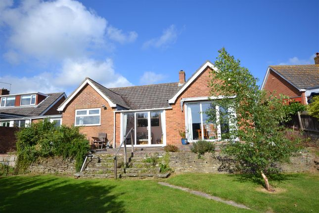 Thumbnail Detached bungalow for sale in King Charles Way, Bridport