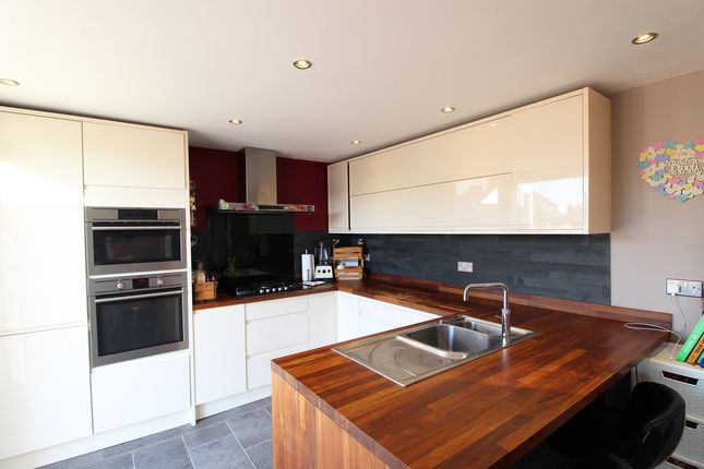 Thumbnail Semi-detached house for sale in Lodge Road, Wolverhampton