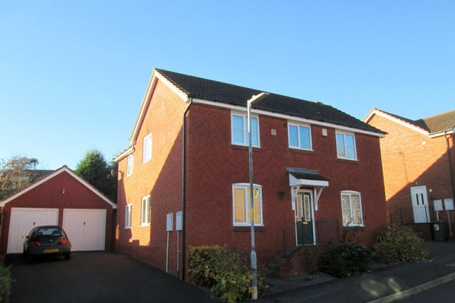 Thumbnail Detached house to rent in Wheelers Lane, Redditch