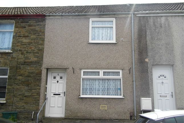 Thumbnail Terraced house to rent in Llantwit Road, Neath, West Glamorgan