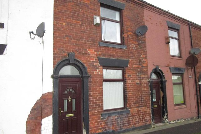 Thumbnail Terraced house to rent in Oldham Road, Shaw, Oldham