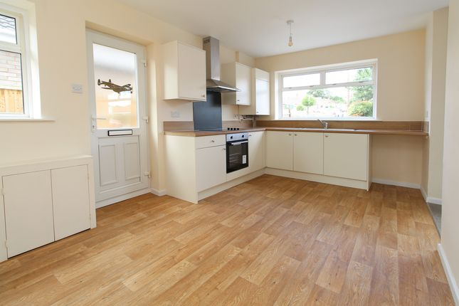Thumbnail Detached bungalow for sale in Beeley Close, Inkersall, Chesterfield