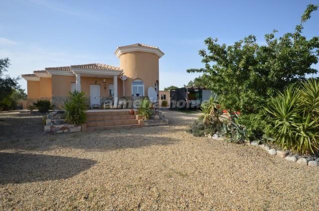 Villa Pulpo, Partaloa, Almeria