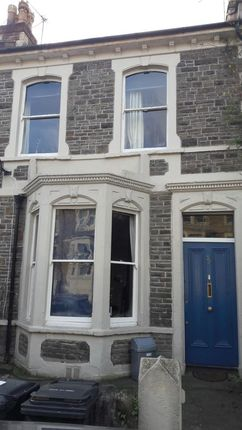 Thumbnail Terraced house to rent in Cowper Road, Redland, Bristol