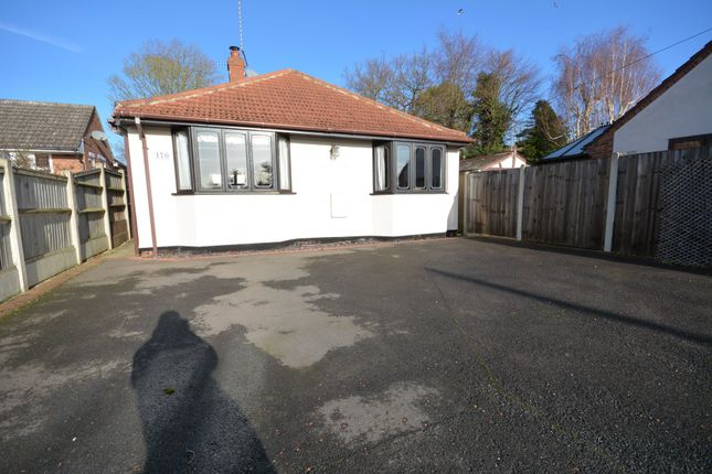 Thumbnail Detached bungalow for sale in Hall Road, Lowestoft