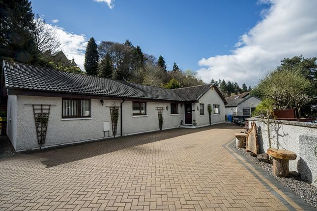 Thumbnail Bungalow for sale in 31 Drummond Crescent, Drummond, Inverness, Highland.