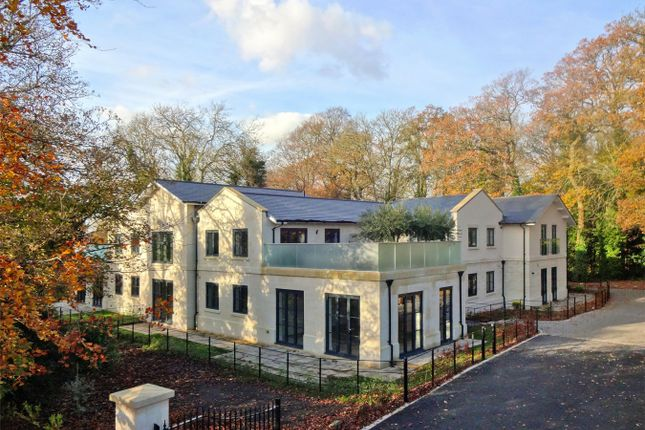 Thumbnail Flat for sale in 3 Norwood Dene, The Avenue, Claverton Down, Bath