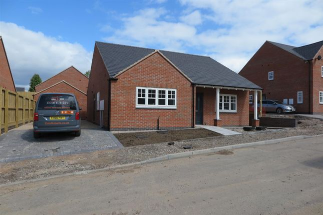 Thumbnail Detached bungalow for sale in Gynsill Lane, Anstey, Leicester