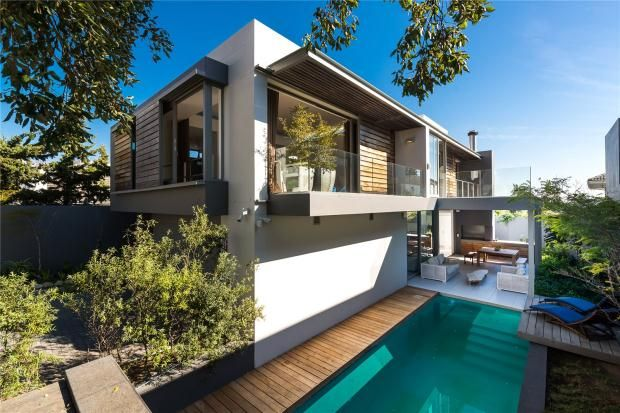 Thumbnail Town house for sale in 16 Central Drive, Camps Bay, Cape Town, Western Cape, 8005