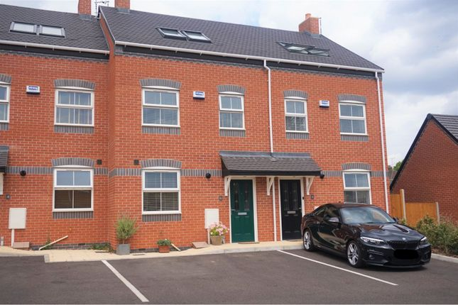 Thumbnail Terraced house for sale in Spires Walk, Coundon Coventry