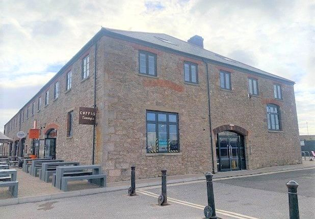 1 bed flat to rent in Jennings Building, The Harbour, Porthcawl CF36