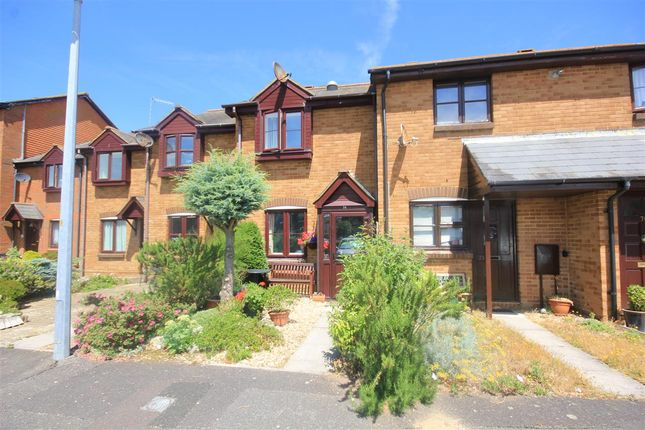 Thumbnail Terraced house for sale in Labrador Drive, Baiter Park, Poole