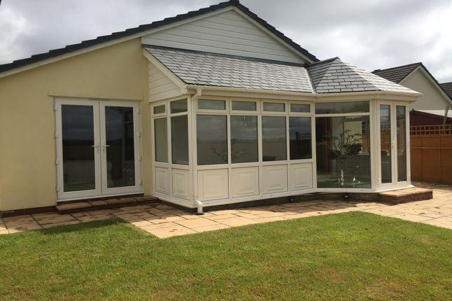 Thumbnail Bungalow to rent in Hele Lane, Frithelstockstone, Torrington, Devon