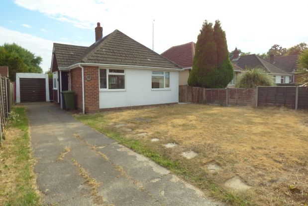 Thumbnail Bungalow to rent in Beech Way, Waterlooville