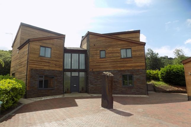 Thumbnail Detached house for sale in Forest Lodge Lane, Cwmavon, Port Talbot, Neath Port Talbot.