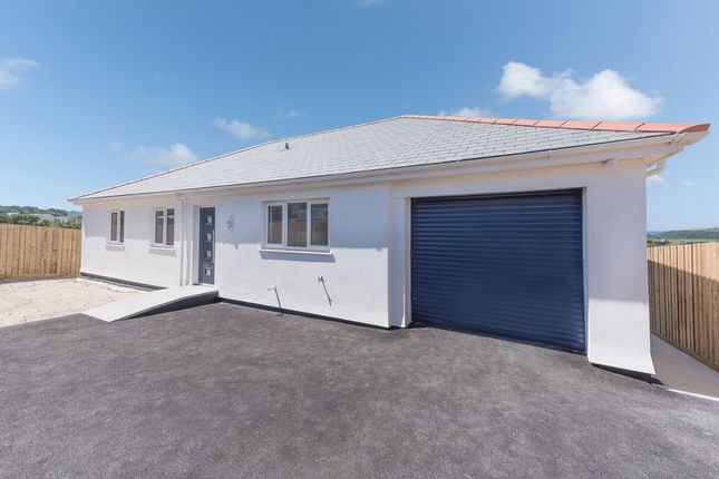 Thumbnail Bungalow for sale in North Country, Redruth