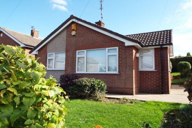 Thumbnail Detached bungalow to rent in Herbert Road, Kirkby In Ashfield