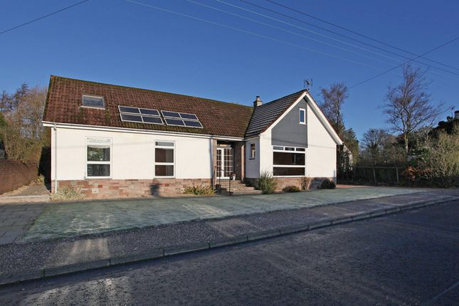 Thumbnail Bungalow for sale in New Gilston, Leven, Fife