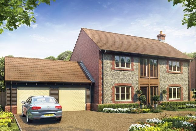Thumbnail Detached house for sale in St. Andrews Lane, Congham, King's Lynn