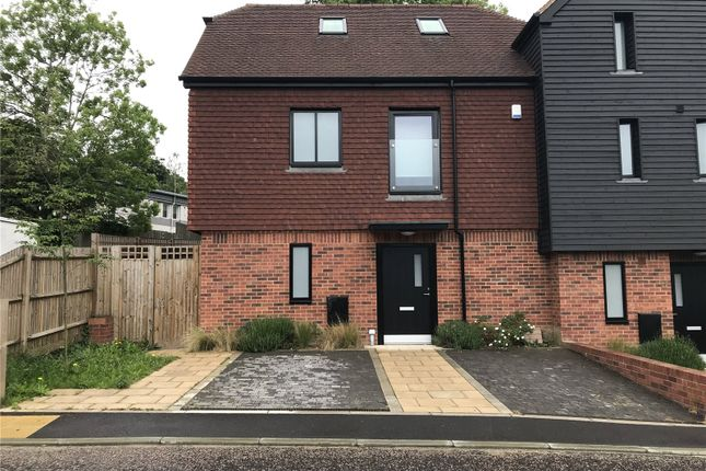Thumbnail End terrace house to rent in Mill Lane, Sevenoaks