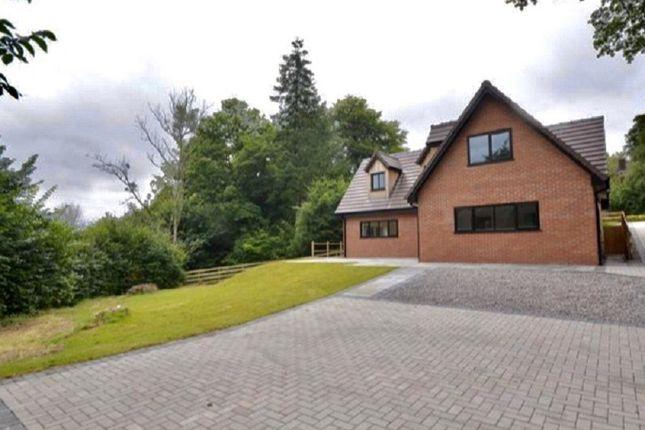 Thumbnail Detached house for sale in Ffawydden, Cwmavon, Port Talbot, Neath Port Talbot.