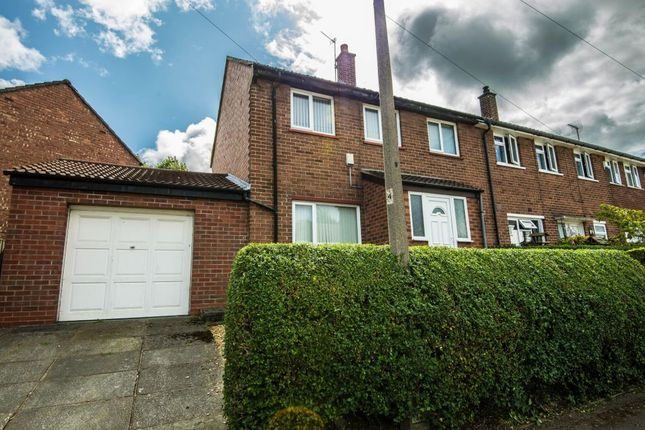 Thumbnail Semi-detached house to rent in Pennington Avenue, Ormskirk