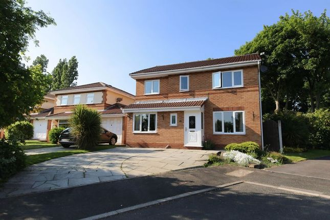 Thumbnail Detached house for sale in Melling Way, Winstanley, Wigan
