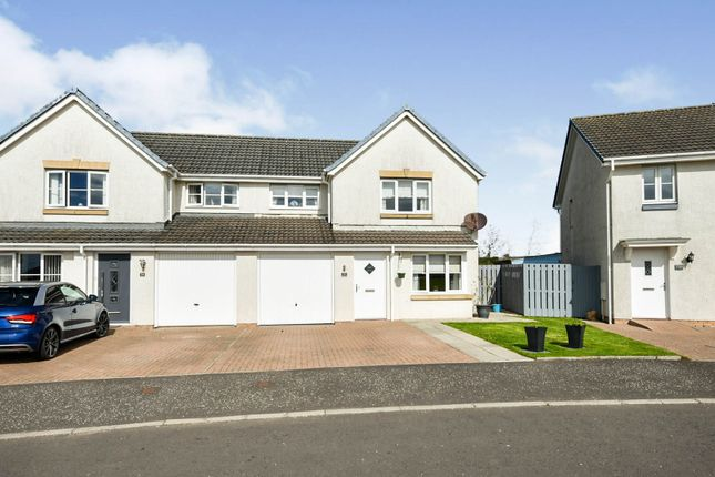 Thumbnail Semi-detached house for sale in Priest Hill View, Stevenston
