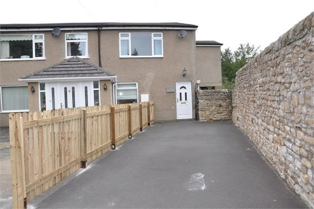 Thumbnail Flat for sale in Rocksprings Crescent, Haydon Bridge, Northumberland.