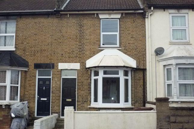 Thumbnail Terraced house to rent in Ingram Road, Gillingham
