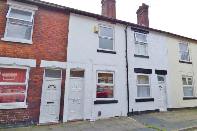 Thumbnail Terraced house to rent in Oldfield Street, Fenton, Stoke-On-Trent