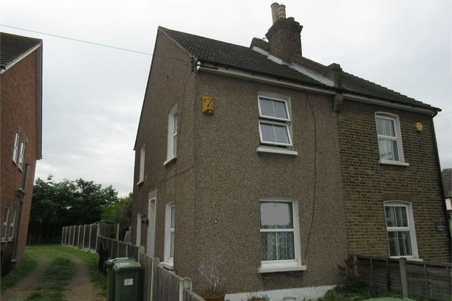 Thumbnail End terrace house to rent in Long Lane, Bexleyheath, Kent