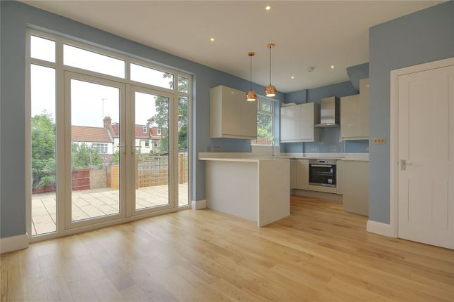 Thumbnail Terraced house for sale in Evesham Road, Bounds Green, London