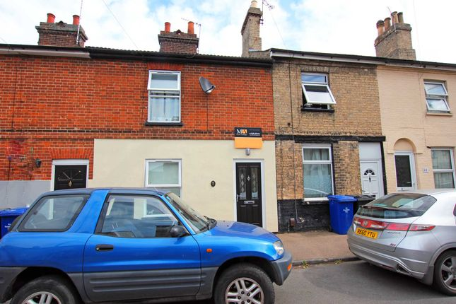 Thumbnail Terraced house to rent in All Saints Road, Newmarket