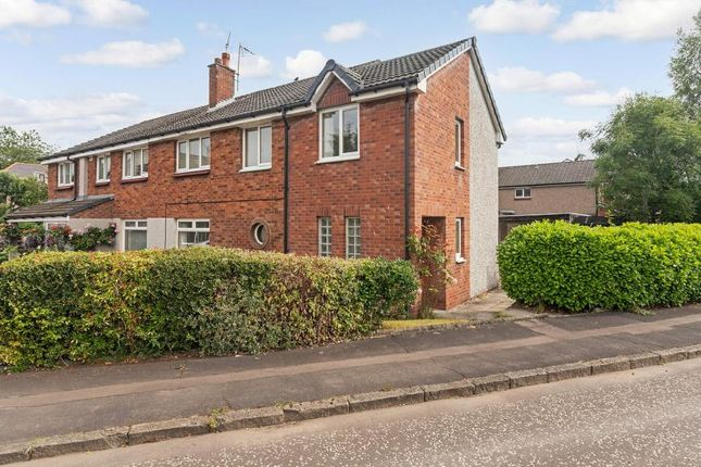 Thumbnail Semi-detached house for sale in Parkdyke, Stirling, Stirlingshire