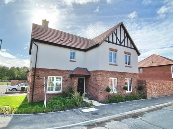 Thumbnail Detached house for sale in Badger Vale, Wollaton, Nottingham, Nottinghamshire