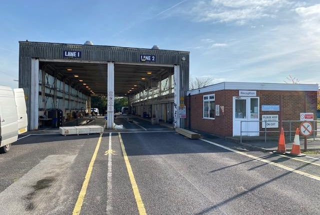 Thumbnail Industrial for sale in Former Vehicle Testing Centre, Brunel Road, Churchfields Industrial Estate, Salisbury