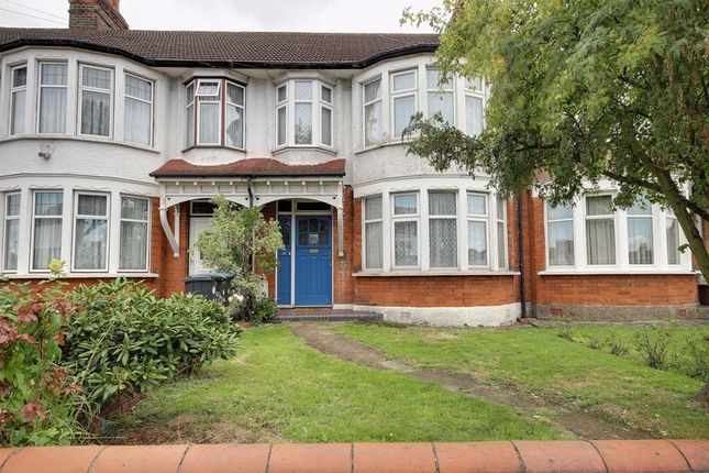 Thumbnail Terraced house for sale in Wolves Lane, London