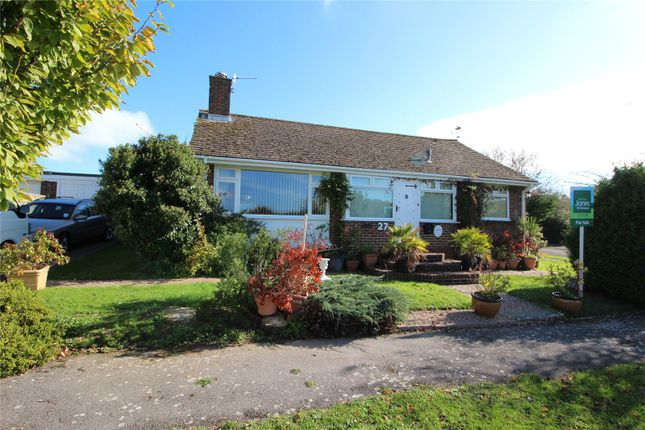 Thumbnail Bungalow for sale in Downview Road, Findon Village, Worthing, West Sussex
