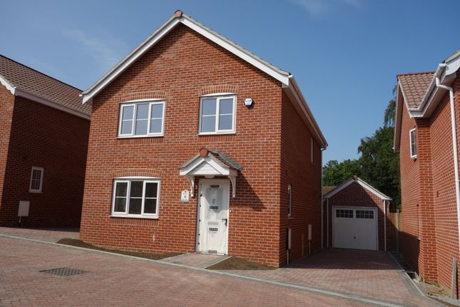 Thumbnail Detached house for sale in Plot 12, Meadowlands, Wrentham