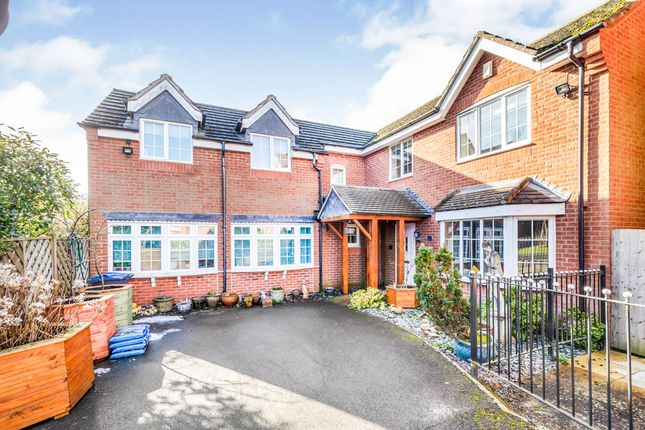 Thumbnail Detached house for sale in Erringtons Close, Oadby, Leicester