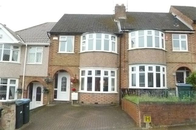Thumbnail Terraced house to rent in Ashington Grove, Whitley, Coventry, West Midlands