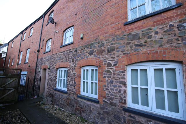 Thumbnail Semi-detached house to rent in Janes Court, Tiverton