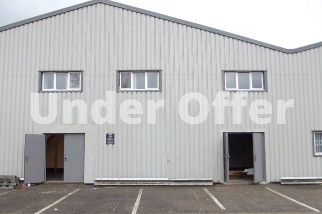 Thumbnail Warehouse for sale in Whitehill Industrial Park, Royal Wootton Bassett, Royal Wootton Bassett Swindon