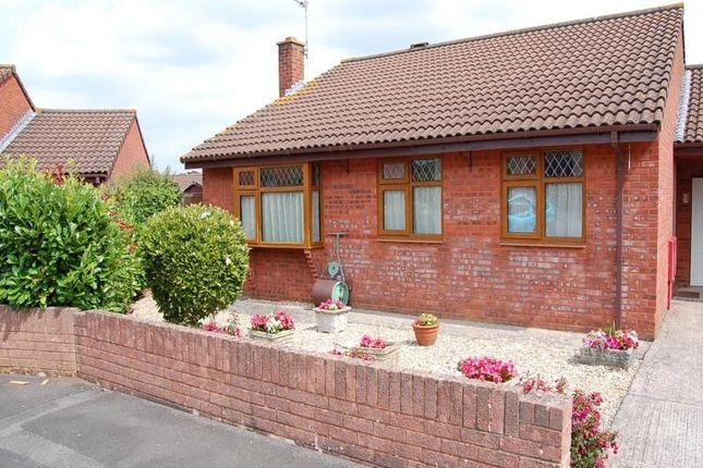 Thumbnail Bungalow to rent in Tilley Close, Keynsham, Bristol