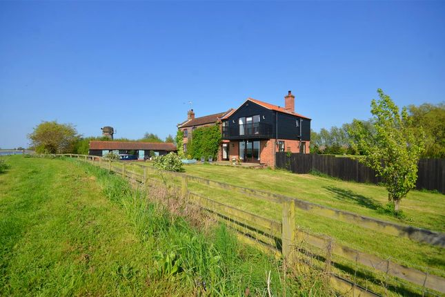 Thumbnail Property for sale in Caister Road, Acle, Norwich