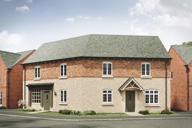 Thumbnail Semi-detached house for sale in Leicester Road, Market Harborough
